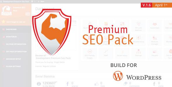 Premium SEO Pack Review