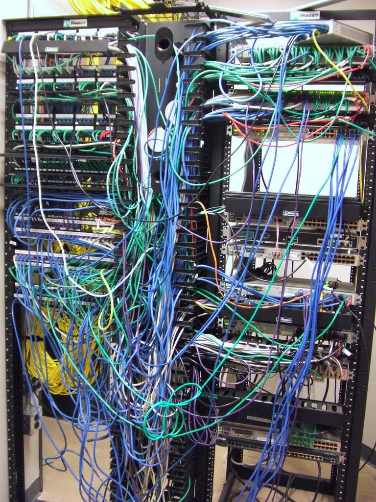 wiring closet rack  wiring  get free image about wiring