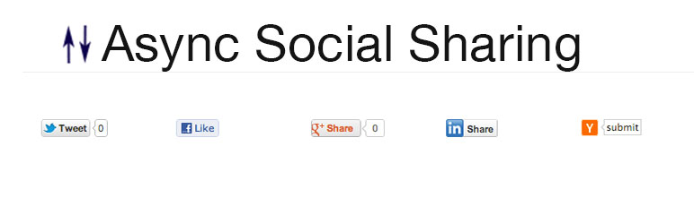 Async Social